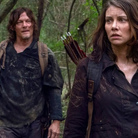 """The Walking Dead"" lanza adelanto de su última temporada"