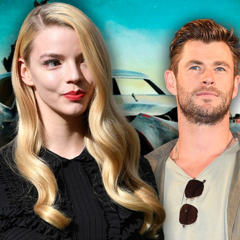 Anya Taylor Joy y Chris Hemsworth juntos en nueva precuela de Mad Max